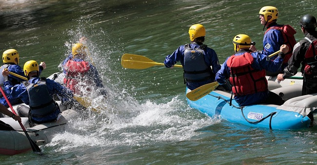 Rafting e kayak in Toscana